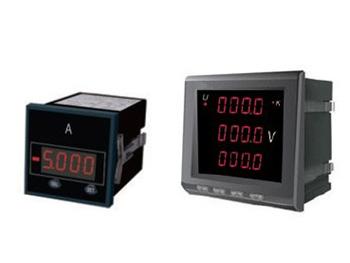 交流电压表